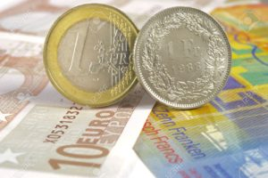 Euro to Swiss Franc
