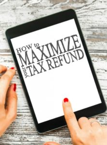 How to Maximise your tax relief